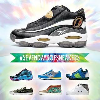 Διαγωνισμός με δώρο 7 ζευγάρια αθλητικά παπούτσια Sneakers | Κέρδισέ το Εύκολα