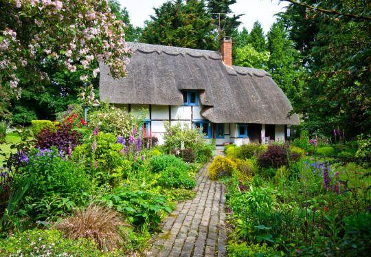 cottage garden | Tumblr