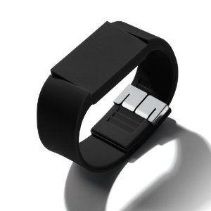 Mutewatch Hidden Touchscreen Wristwatch