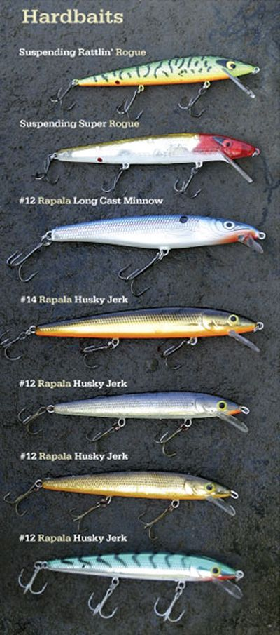 Baits For Shorecasting Walleyes - In-Fisherman