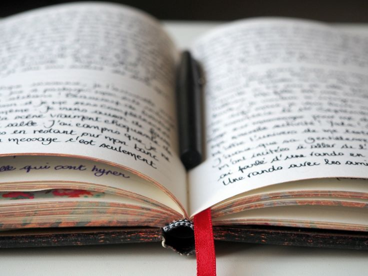 5 façons d'écrire au quotidien pour se sentir bien Créer etc.