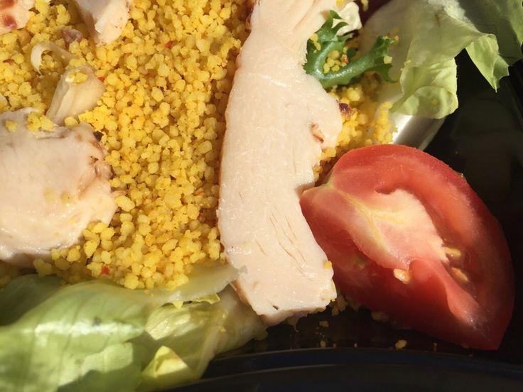 Ma salade rapide!!
