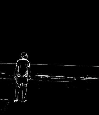 La noche sin estrellas