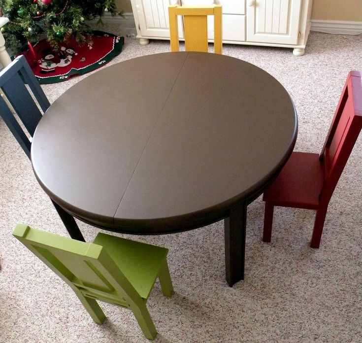 Kids Round Table And Chairs Kids Natural Hardwood Round Table And Chair View Larger Ygpwgzu Round Table And Chairs Small Living Room Furniture Fabric Dining Chairs