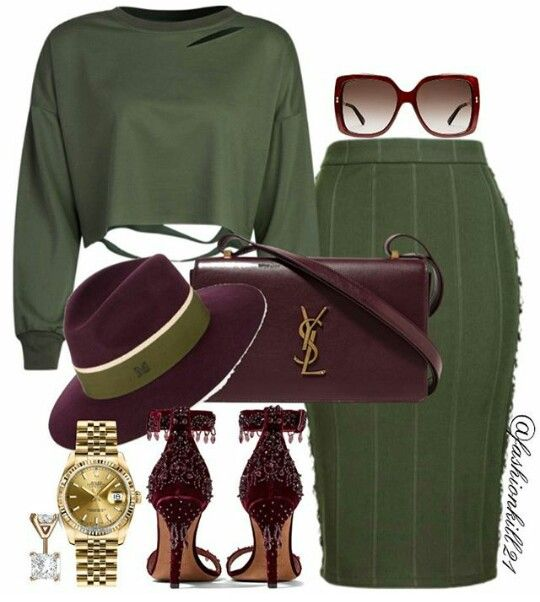 Fall/Winter colors....actually can wear year round