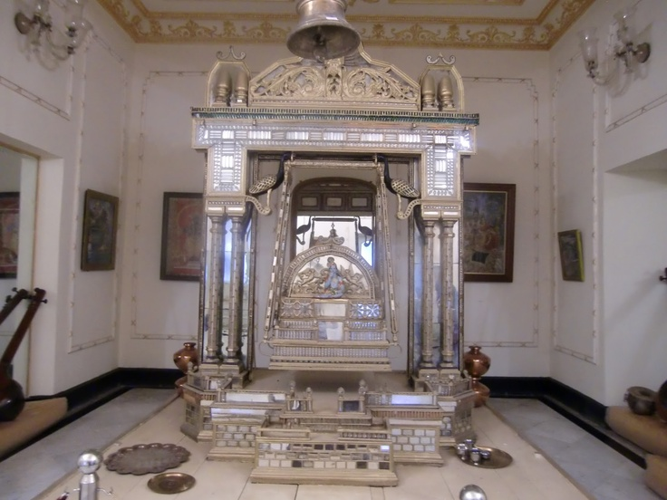 Puja room idol and room ideas on pinterest for Design of mandir in living room