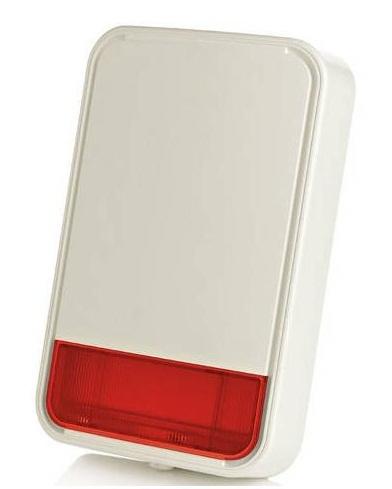 Sirène extérieure d'alarme sans fil - Visonic MCS-730