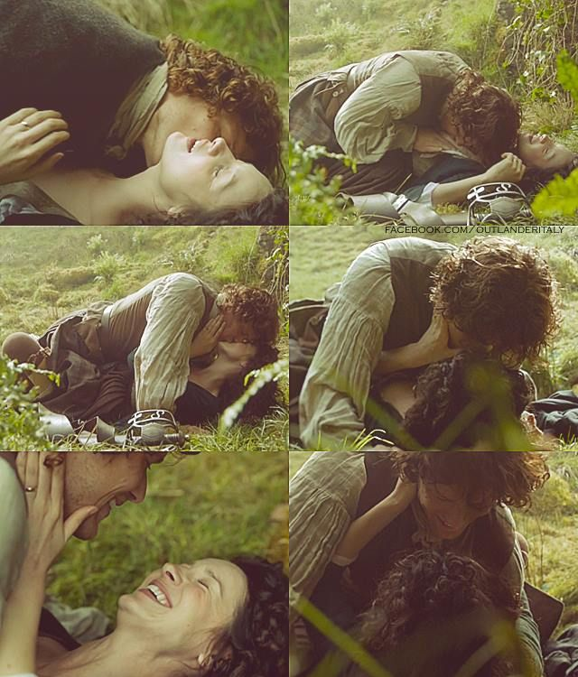 «Does it ever stop, the wanting you?» - Jamie & Claire | 1.08