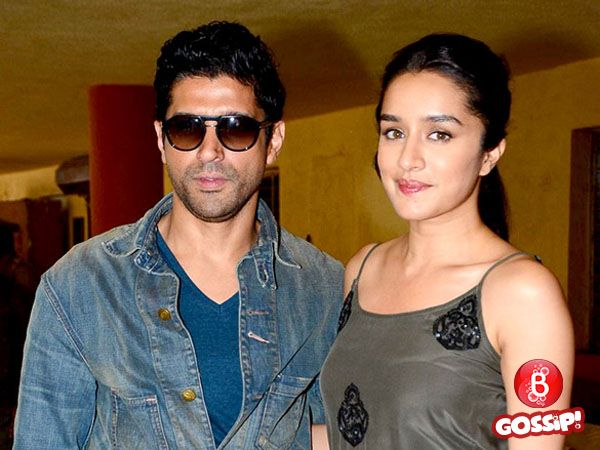Shraddha Kapoor to star opposite Farhan Akhtar in Mohit Suri's next?