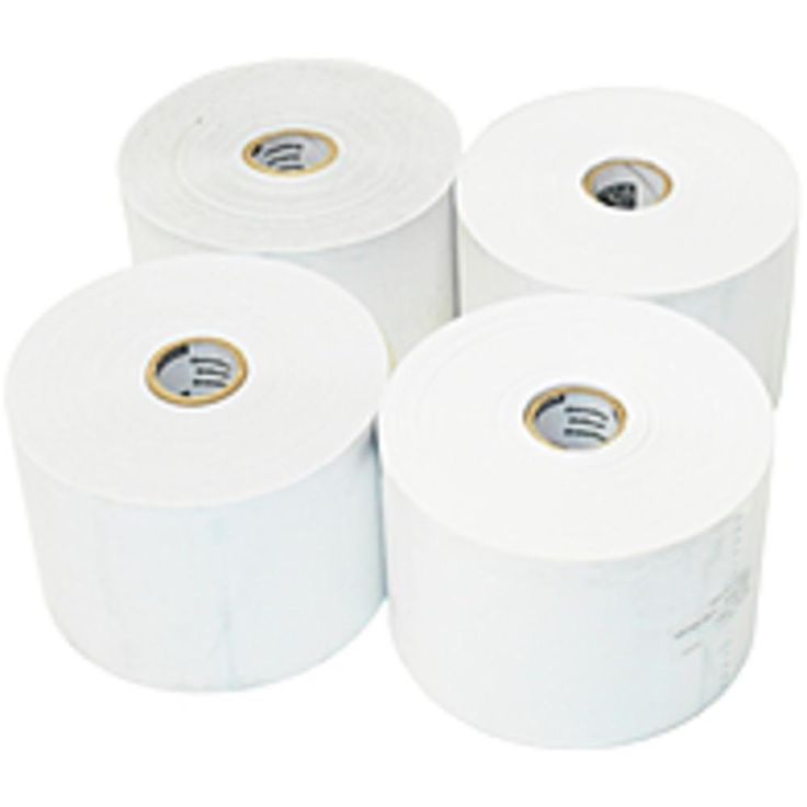 Zebra 10005726 4T Z-Select Thermal Labels - 3.25 x 5 inches - 970 Labels Per Roll - 4 Pack