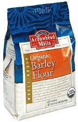 The difference between barley flour and other flours, how to substitute in baking, and the nutritional differences.