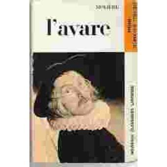 Molière L'Avare