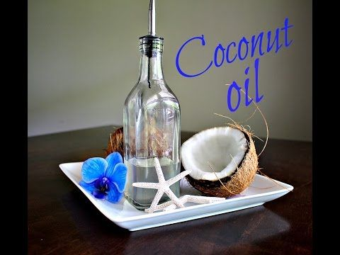 Homemade Cold Pressed Virgin Coconut Oil | The Squishy Monster