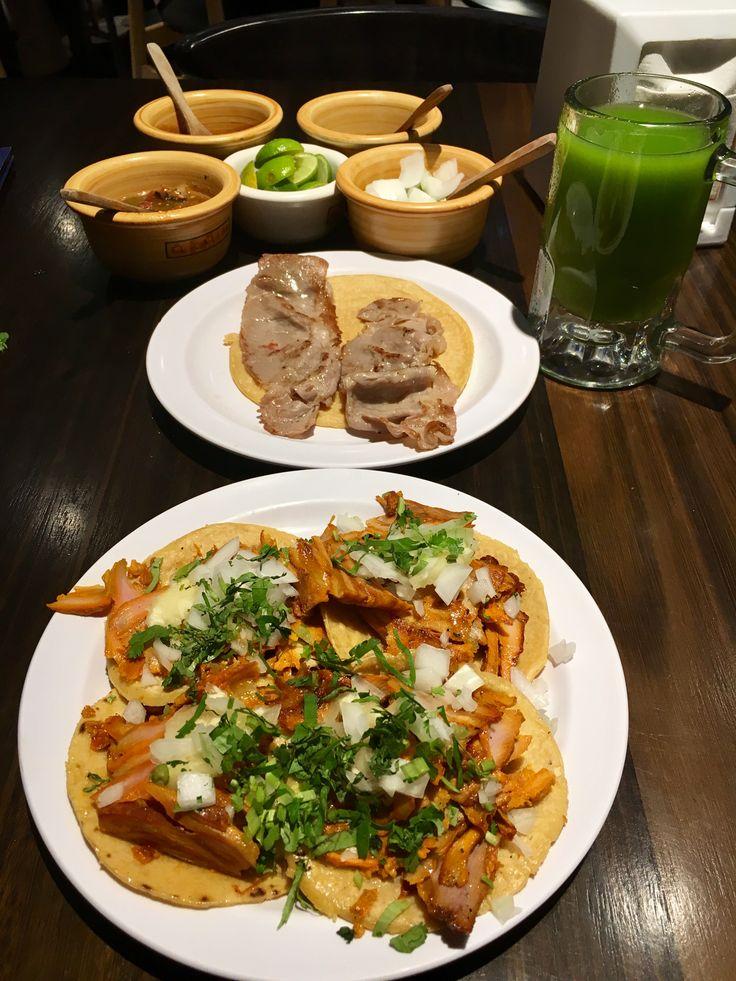 El Califa, Mexico City: Tacos al pastor taco de Rib-eye