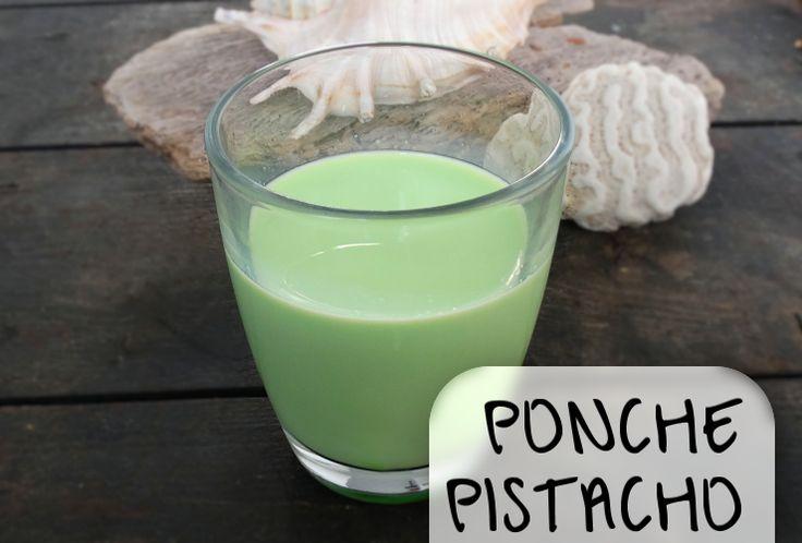 De lekkere (groene) versie van ponche crema met de smaak van pistache noten! Dit drankje fleurt elk feestje op… en probeer het maar eens bij één glaasje te houden. Met dit recept maak je onge…