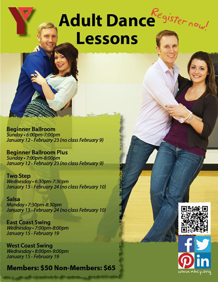 Adult #Dance classes! A #fun way to stay #fit!