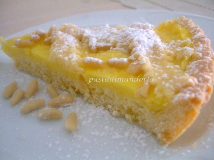 TORTA DELLA NONNA #GialloBlogs
