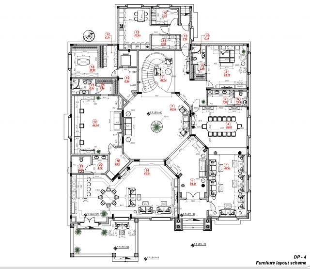 Luxury House Plan Tanzania Luxury House Plans House Plans Home Design Floor Plans