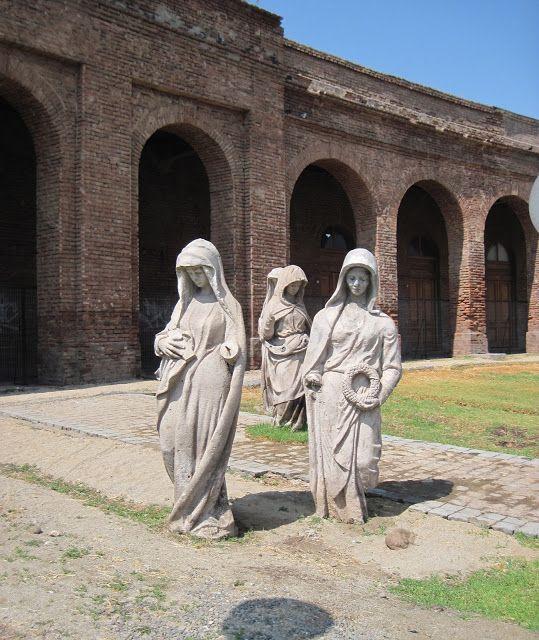 cementerio general. santiago de chile