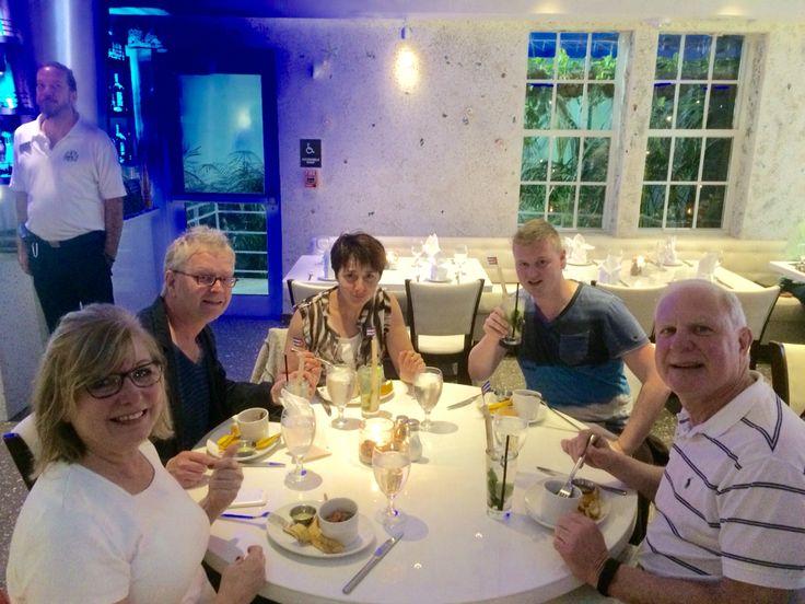 2/1/2016 Part 1: South Beach dinner tour!!
