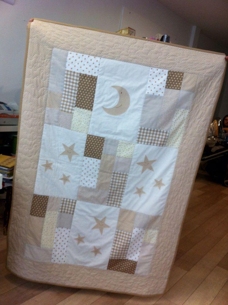M s de 17 ideas fant sticas sobre colcha azul en pinterest - Colchas de patchwork modernas ...