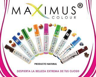 """This is my life: Mascara de Pestañas """"Rimel"""" : MAXIMUS Colour Extra..."""