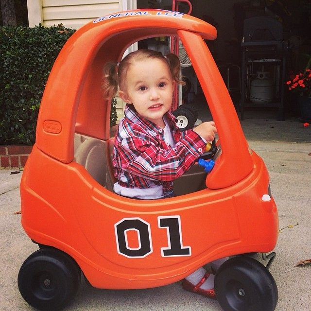 This Is Our Ava As Daisy Duke In Her Dukes Of Hazzard