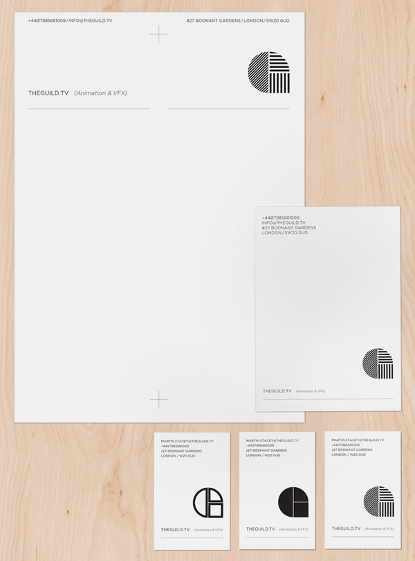 The Guild | Brand Identity by Berg