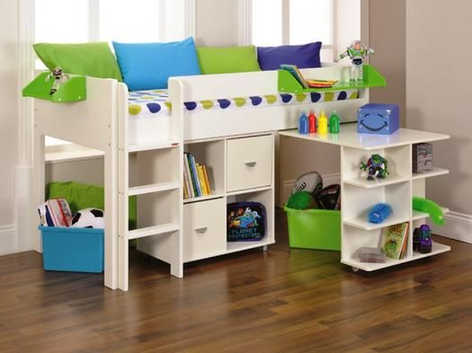 Why Kids mid Sleeper #Beds Are Very Popular #kids #furniture #UK