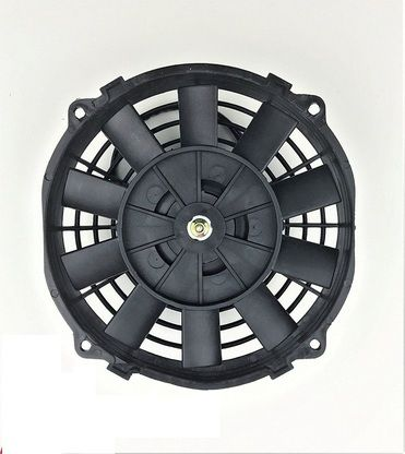 A-TEAM High Performance 8'' Straight Blade Electric Radiator Fan 12V