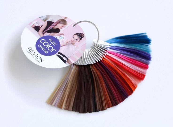 revlon professional nutri color swatch ring - Nutri Color