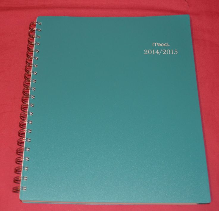 Mead planner review