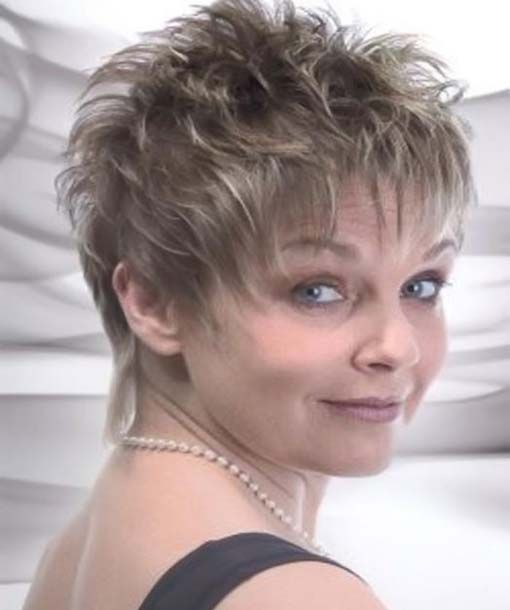 Short haircuts 2015 for women over 50 are for you if you are more than 50-year-old