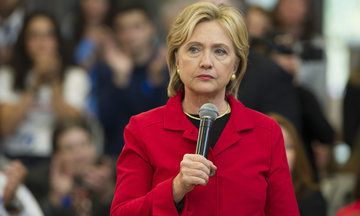 Hillary Clinton Tweets Support For Tamir Rice's Family