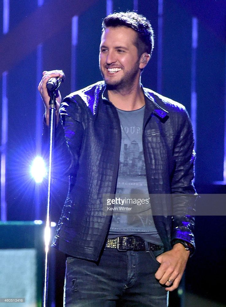 Recording artist Luke Bryan performs onstage during the 2014 American Country Countdown Awards at Music City Center on December 15, 2014 in Nashville, Tennessee.