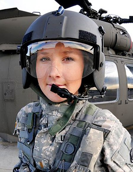 Dorothy Marie Reid, Army Helicopter Female Pilot #Woman #Helicopter #Pilot:
