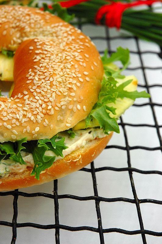 Nina's RSG Sandwiches