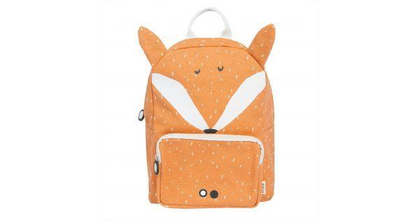 Trixie rugzakje kleuterschool Mr. Fox