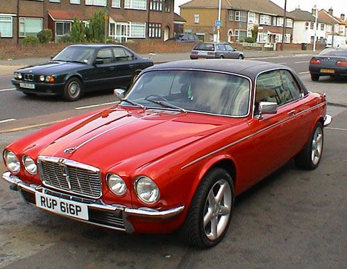 XJC - The Jaguar XJ Coupes, XJ12C & XJ6C, 1975 - 1977