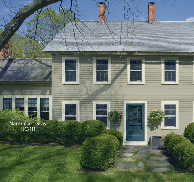 home exterior color ideas inspiration house paint on benjamin moore paint exterior colors id=70487