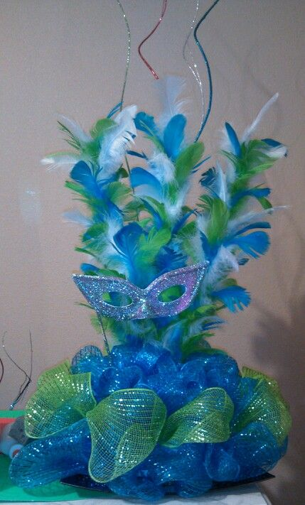 Masquerade decor