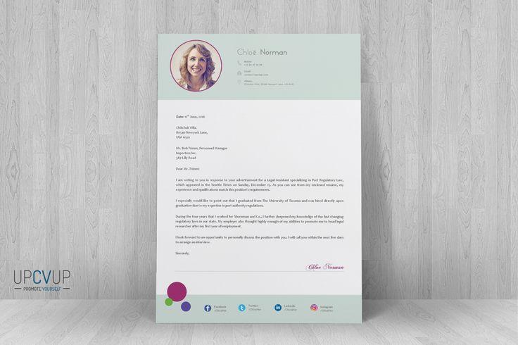 exemple lettre de motivation Chargée de communication interne - UPCVUP