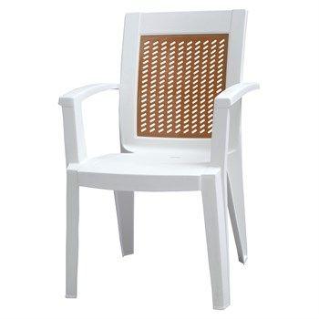 Prima GF 171 Aria Koltuk Plastik ( 4 adet )  Prima GF 171 Aria Koltuk  Yüksek arkalıklı çift renkli plastik koltuklarımız, yüksek teknolojik imkanlar ile kaliteli ham maddeden üretilmektedir. Ortopedik yapısı, farklı renk seçenekleri, kuvvetlendirilmiş ayakları ve..