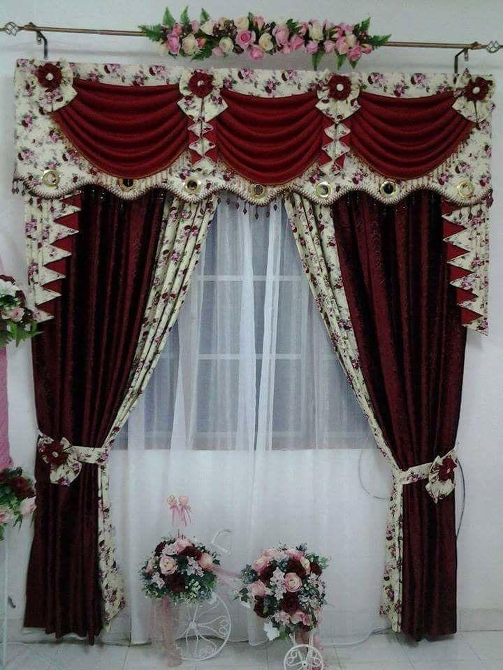 Curtain arcelinda pinterest cortinas e decora o for Ver cortinas modernas