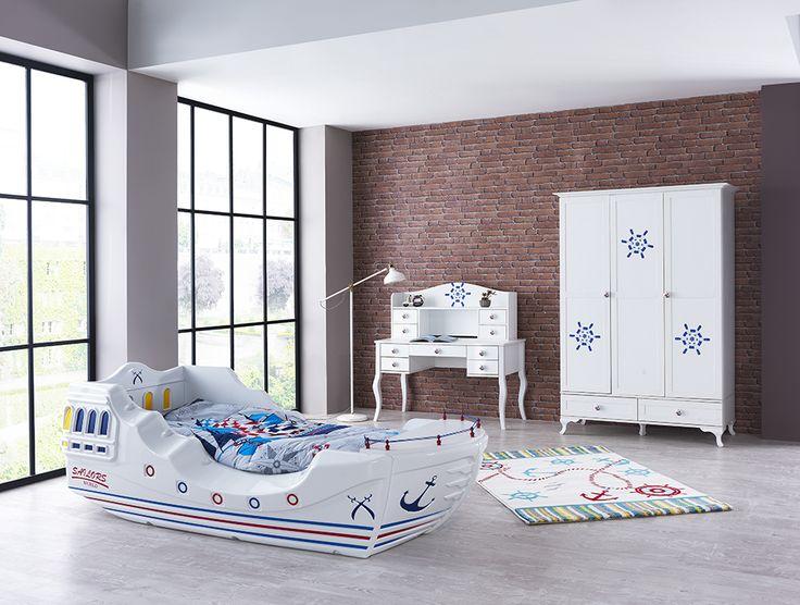 Sailor Bedroom