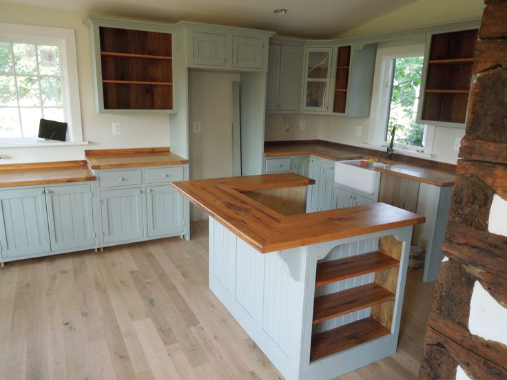 Barn Wood Kitchen Reclaimed Barnwood Furniture Handmade