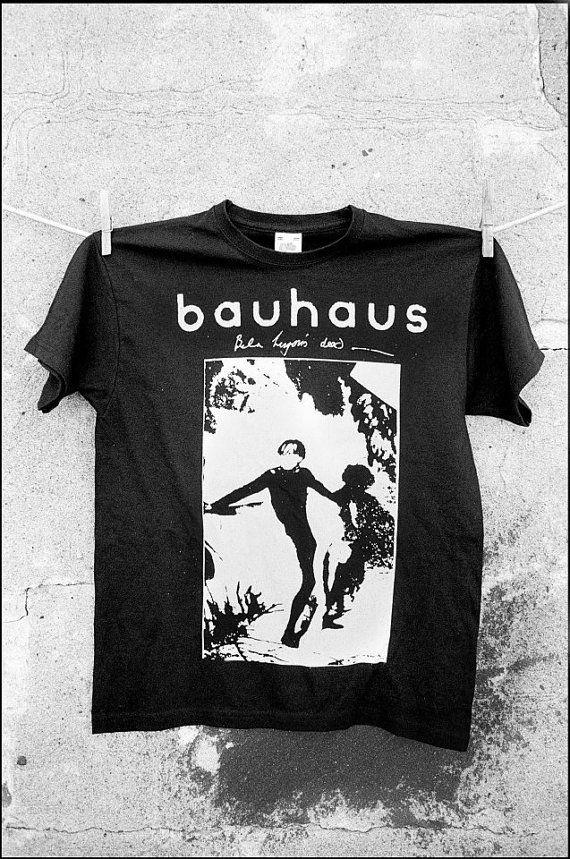 BAUHAUS Bela Lugosi's Dead por CalaveraPunk en Etsy, €11.00