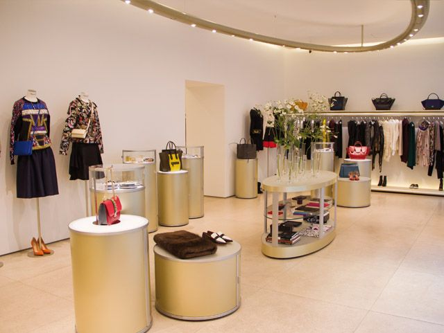MARIA Store Only The Best Fashion Items From Top Designers Exquisite Interior And Impeccable Service