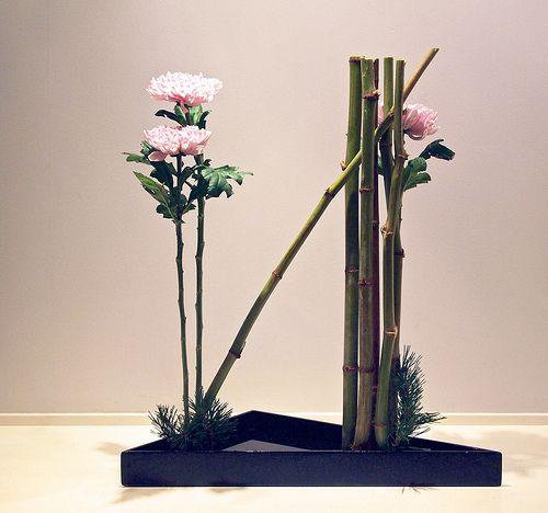 The Nordic Lotus Ikebana Blog: Kiku and Double Nine