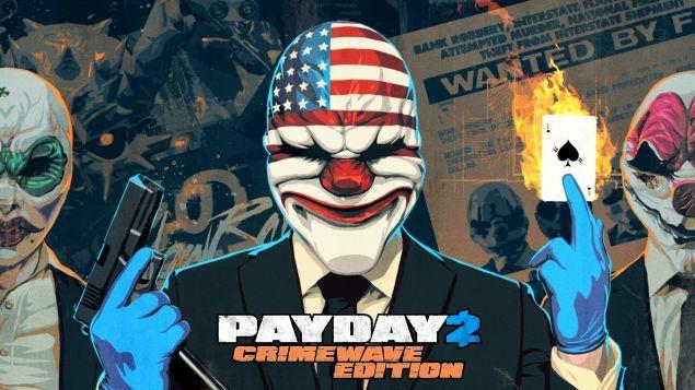 E' disponibile da oggi Payday 2 Crimewave Edition per PS4 e Xbox One
